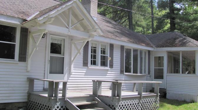 Muskoka Cottage on Lake Muskoka