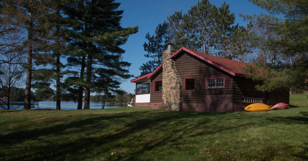 Kashe Lake cottage