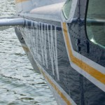 Muskoka cottage float plane