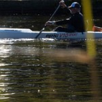 Great Muskoka Paddling Event kayak