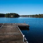 Kahshe Lake cottage